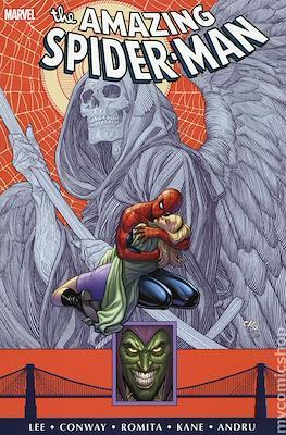 The Amazing Spider-Man Omnibus (Hardcover 1088-968 pp) #4