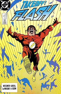 The Flash Vol. 2 (1987-2006) (Comic Book) #24
