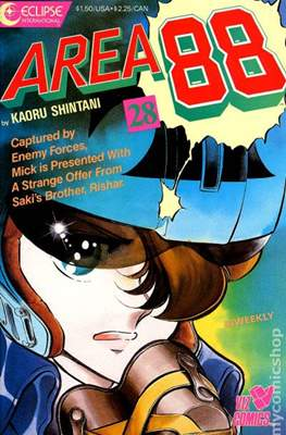 Area 88 (Softcover) #28