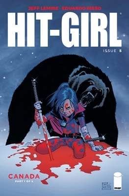Hit-Girl (2018) (Comic Book) #5