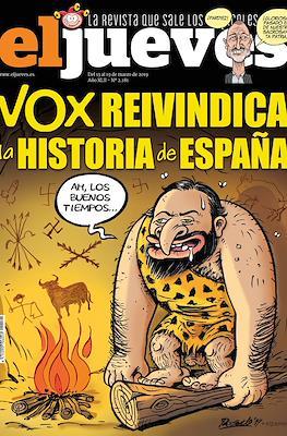 El Jueves (Revista) #2181