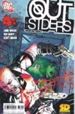 Outsiders (Grapa) #4