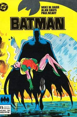 Batman (1987-1993) (Grapa) #12