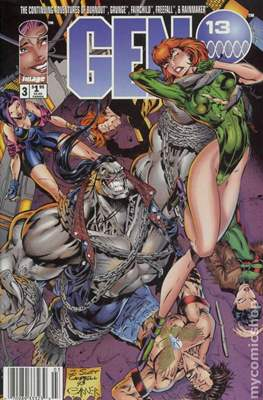 Gen 13 (1994) (Comic Book) #3