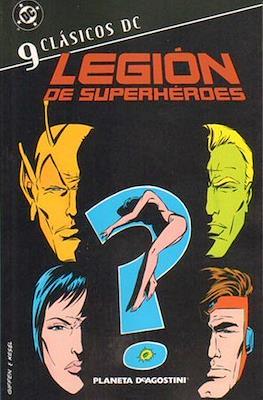 La Legión de Superhéroes. Clásicos DC (Rústica 192-224 pp) #9