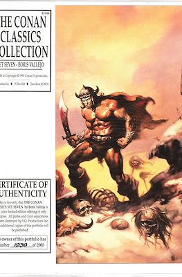 The Conan Classics Collection #7