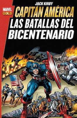 Capitán América. Marvel Gold (Rústica con solapas) #2