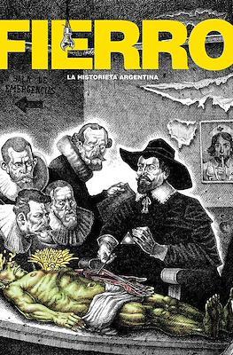 Fierro (segunda época) (Grapa 21 x 27 cms.) #117