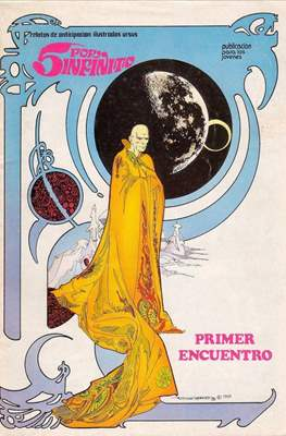 5 por Infinito (1981) (Grapa) #1