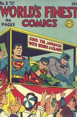 World's Finest Comics (1941-1986) (Comic Book) #8