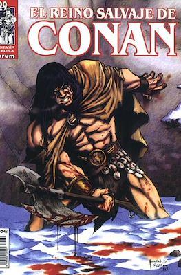 El Reino Salvaje de Conan (Grapa 48-80 pp) #29