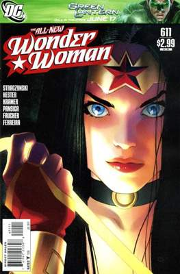 Wonder Woman Vol. 3 (2006-2011) (Comic Book) #611