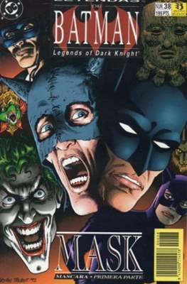 Leyendas de Batman. Legends of the Dark Knight #38