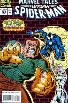 Marvel Tales (Comic Book) #289