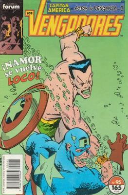 Los Vengadores Vol. 1 (1983-1994) (Grapa) #95