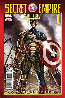 Secret Empire: Omega (Comic Book) #1