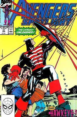 Solo Avengers / Avengers Spotlight (Comic book) #31
