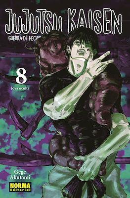 Jujutsu Kaisen - Guerra de hechiceros #8