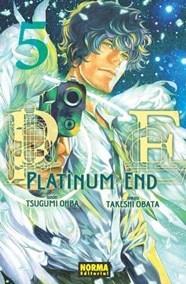 Platinum End (Rústica con sobrecubierta) #5