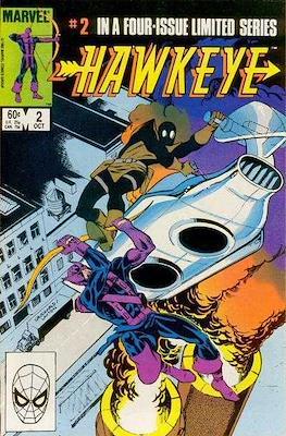 Hawkeye (Vol. 1 1983) (comic-book) #2