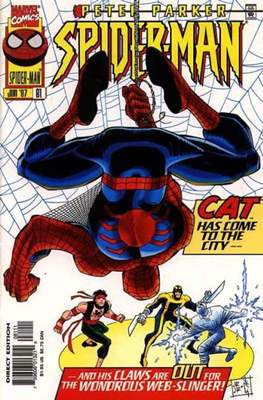 Spider-Man (Vol. 1 1990-2000) (Comic Book) #81