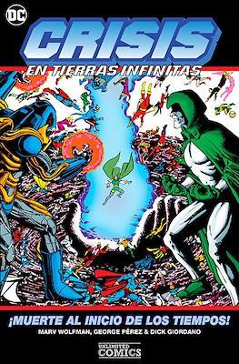 Crisis en Tierras Infinitas (Grapa) #10