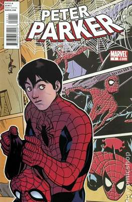Peter Parker (comic grapa usa) #1