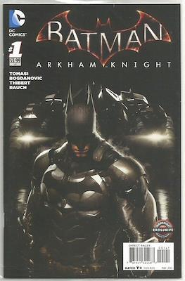 Batman: Arkham Knight (Variant Cover)