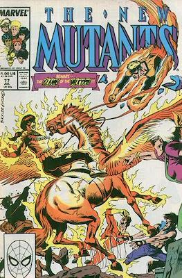 The New Mutants (Grapa) #77