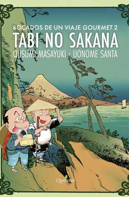 Tabi no Sakana. Bocados de un viaje gourmet (Rústica con solapas) #2