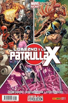 Lobezno y la Patrulla-X / Spiderman y La Patrulla-X (2012-2015) #11