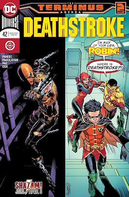 Deathstroke Vol. 4 (2016- ) (Comic-book) #42