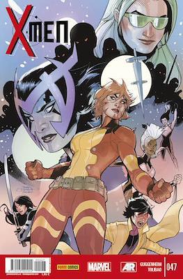 X-Men Vol. 4 / X-Men presenta (2011-2016) (Grapa 24 pp) #47