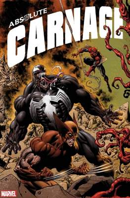 Absolute Carnage (Variant Cover) #3.1