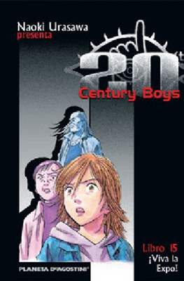20th Century Boys (2004-2007) (Rústica con sobrecubierta) #15