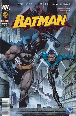 Batman: Hush #8