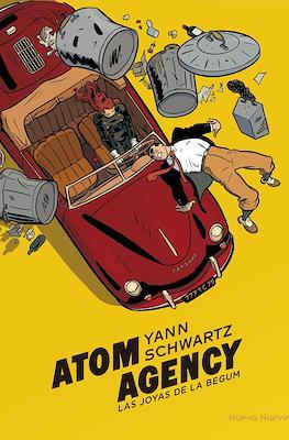 Atom Agency (Cartoné 56 pp) #1