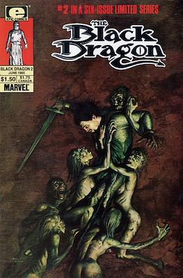 The Black Dragon (Grapa) #2