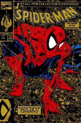 Spider-Man (Vol. 1 1990-2000 Variant Covers) (Comic Book) #1.1