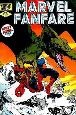 Marvel Fanfare Vol 1