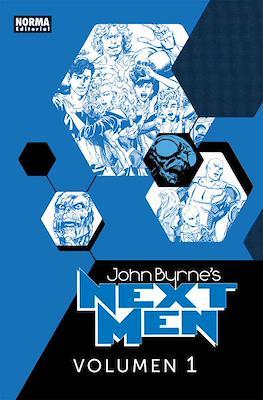 John Byrne's Next Men