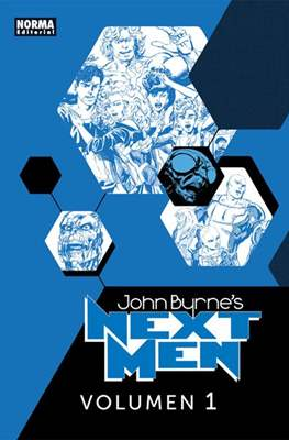 John Byrne's Next Men (Cartoné con sobrecubierta.) #1