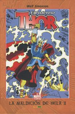 El Poderoso Thor de Walt Simonson. Best of Marvel Essentials (Cartoné 96-192 pp) #8