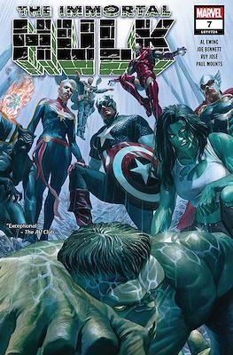 The Immortal Hulk (2018-) (Comic Book) #7