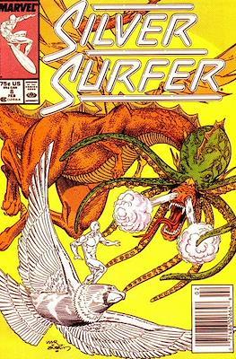 Silver Surfer Vol. 3 (1987-1998) #8
