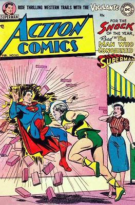 Action Comics Vol. 1 (1938-2011; 2016-) (Comic Book) #165