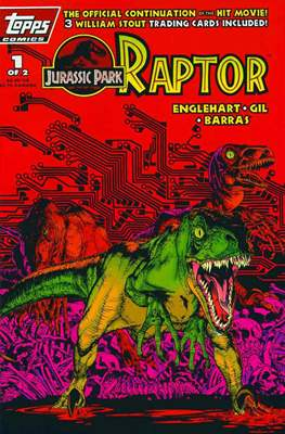 Jurassic Park: Raptor (Comic Book) #1
