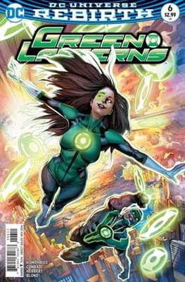 Green Lanterns Vol. 1 (2016-2018) (Comic-book) #6