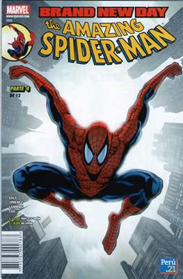 The Amazing Spider-Man (Grapas) #552