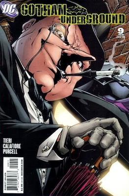 Gotham Underground #9